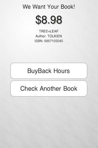 Sell Books York University- screenshot