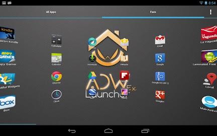 ADWLauncher EX Screenshot 5