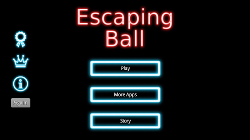 Escaping Ball