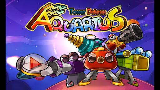 玩免費策略APP|下載Aquarius TD app不用錢|硬是要APP