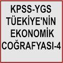 KPSS YGS COĞRAFYA TR EKO COĞ 4 icon