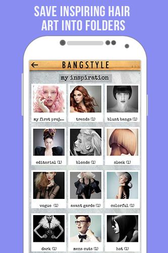 Bangstyle - screenshot