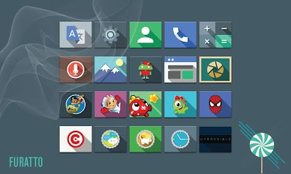 Furatto Icon Pack 2.0.7 [Pro] Cracked Apk 7
