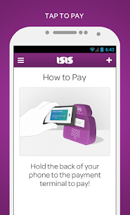 Isis Mobile Wallet - AT&T - screenshot thumbnail