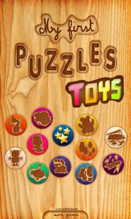 First Kids Puzzles: Toys - screenshot thumbnail