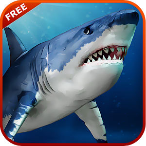 Shark Simulator Sea for PC and MAC