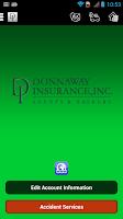 Screenshot of Donnaway Insurance