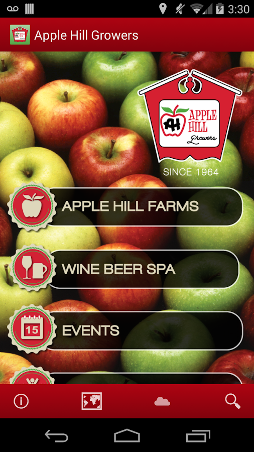 Apple Hill Growers- screenshot