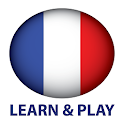 Learn and play. French + icon