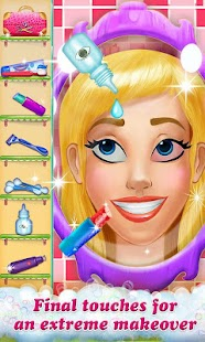Hairy Face Salon - Makeover - screenshot thumbnail