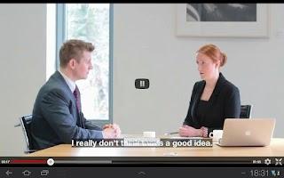 Screenshot of Business English Skills - Free
