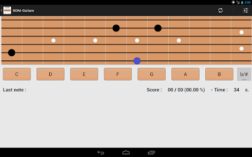 NDM-Guitare Music Notes