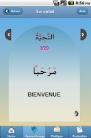 Screenshot of Apprenez l'arabe: Sm@rt Arabic