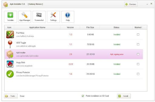 APK Installer 8.1.3 screenshots 8