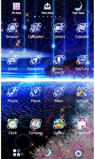 Fantasy Theme High Tide Moon 1.6 Windows u7528 3