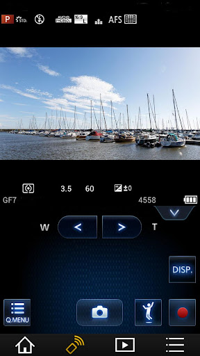 Panasonic Image App 1.10.13 screenshots 2