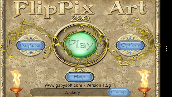 FlipPix Art - Zoo- screenshot thumbnail