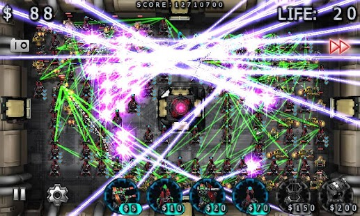 Galaxy Wars TD - screenshot thumbnail