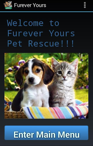 Furever Yours Pet Rescue
