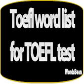 토플단어 TOEFL Vocabulary