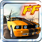 Freeway Frenzy - Car racing icon