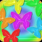 butterfly  jelly sweet