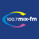 100.7 Mix FM Todays Hit Music icon