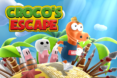 Croco's Escape Screenshot 1