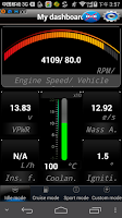 Screenshot of iOBD2
