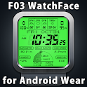 F03 WatchFace for Android Wear icon