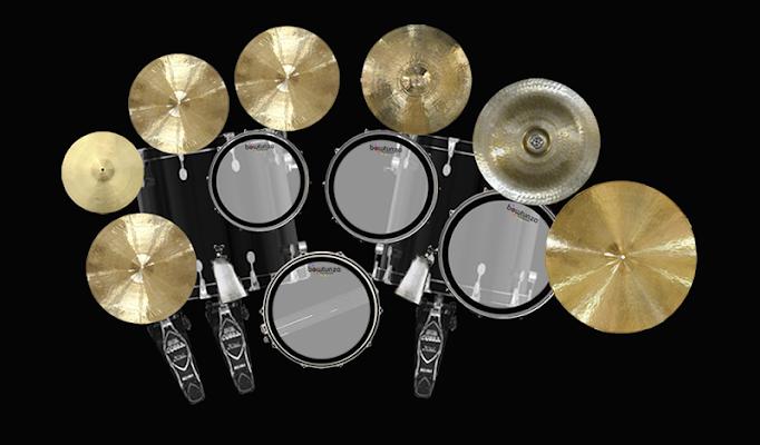 DrumzaClassic - screenshot