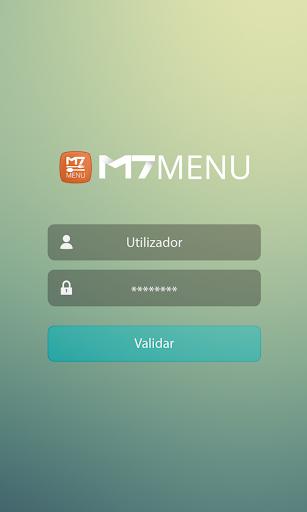 M7MENU EDITOR