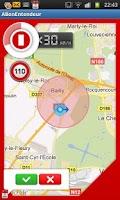 Screenshot of ABE (GPS communautaire)