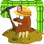 Gold Miner Pipes HD