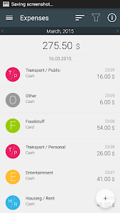 MyMoney. Expense Manager v3.1.0