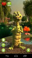 Screenshot of Talking Crocodilo