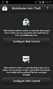 Bitdefender Anti-Theft - screenshot thumbnail