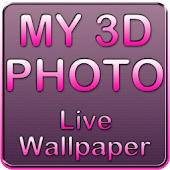 My Photo 3DCube Live Wallpaper