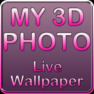 My Photo 3DCube Live Wallpaper 個人化 App LOGO-硬是要APP