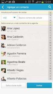 Messenger Telcel - screenshot thumbnail