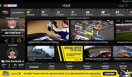 NASCAR MOBILE Screenshot 21