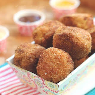 Chicken Nugget Meatballs – Low Carb and Gluten Free.