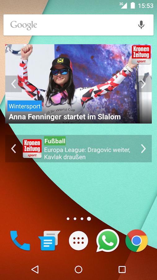 Krone Sport