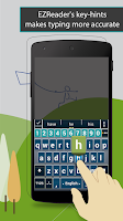 Screenshot of A.I.type EZReader Theme Pack