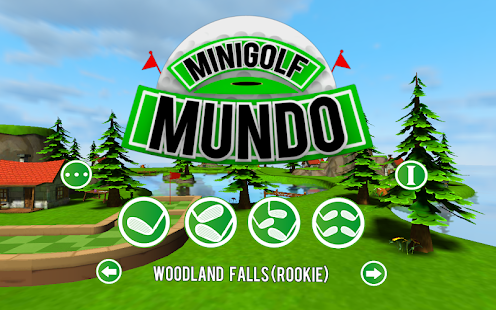 Mini Golf Mundo - screenshot thumbnail