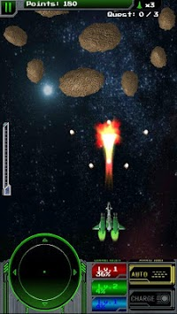 Battleray Starfighter Beta apk screenshot