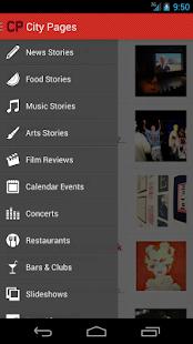 City Pages- screenshot thumbnail