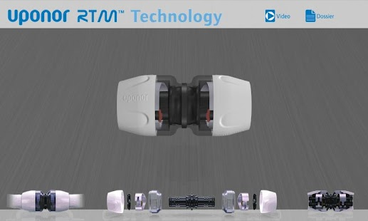 Uponor RTM™ Interactive- screenshot thumbnail