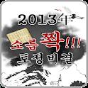 2013소름쫙 토정비결 – 신년운세 logo