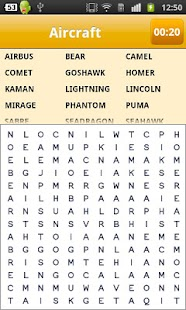 WordSeek Pack 2 - screenshot thumbnail